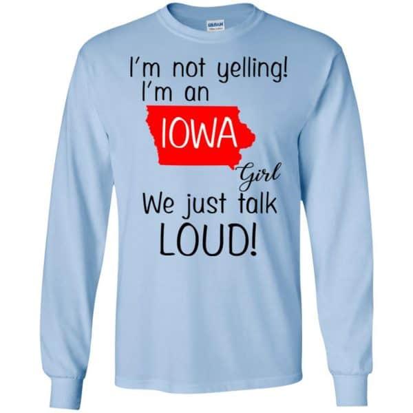 I'm Not Yelling I'm An Iowa Girl We Just Talk Loud T-Shirts, Hoodie, Tank Animals Dog Cat 8