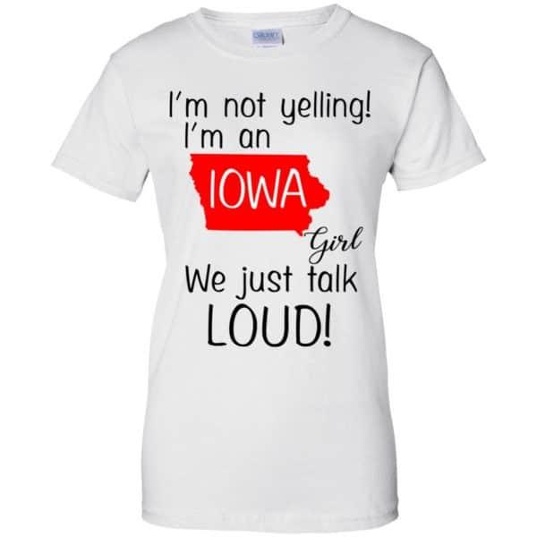 I'm Not Yelling I'm An Iowa Girl We Just Talk Loud T-Shirts, Hoodie, Tank Animals Dog Cat 13