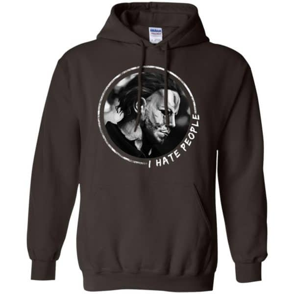 Michael Myers: I Hate People T-Shirts, Hoodie, Tank Apparel