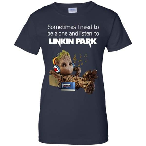 Groot: Sometimes I Need To Be Alone And Listen To Linkin Park T-Shirts, Hoodie, Tank Apparel