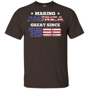 Making America Great Since 1968 51st Birthday T-Shirts, Hoodie, Tank