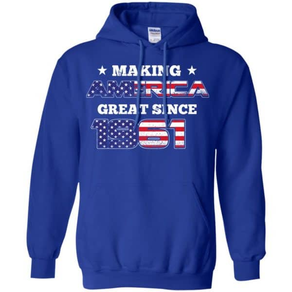 Making America Great Since 1961 58Th Birthday T-Shirts, Hoodie, Tank Apparel