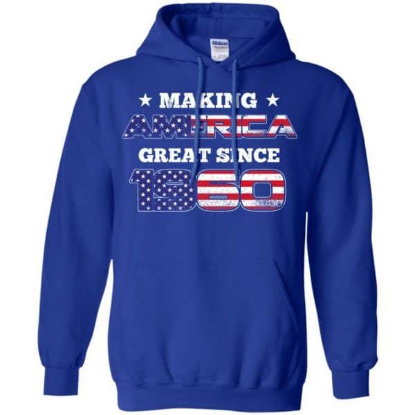 Making America Great Since 1960 59Th Birthday T-Shirts, Hoodie, Tank Apparel