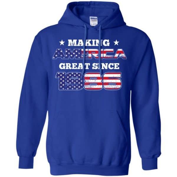 Making America Great Since 1986 33rd Birthday T-Shirts, Hoodie, Tank Apparel 10
