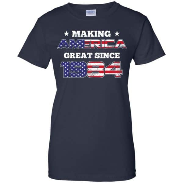 Making America Great Since 1984 35Th Birthday T-Shirts, Hoodie, Tank Apparel