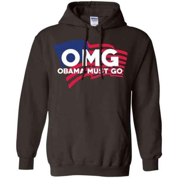 OMG Obama Must Go Barack Obama T-Shirts, Hoodie, Tank Apparel 9