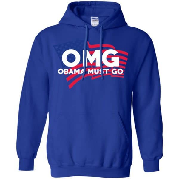 OMG Obama Must Go Barack Obama T-Shirts, Hoodie, Tank Apparel 10