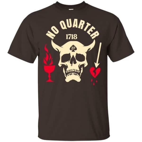 Black Beard No Quarter 1718 T-Shirts, Hoodie, Tank Apparel 4