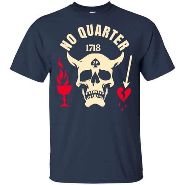 Black Beard No Quarter 1718 T-Shirts, Hoodie, Tank Apparel 6