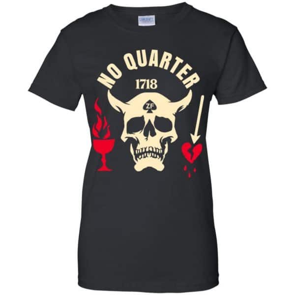 Black Beard No Quarter 1718 T-Shirts, Hoodie, Tank Apparel 11