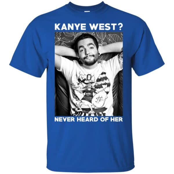 Slipknot: Kanye West? Never Heard Of Her – Slipknot T-Shirts, Hoodie, Tank Apparel 5