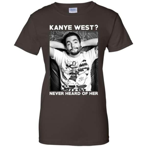 Slipknot: Kanye West? Never Heard Of Her – Slipknot T-Shirts, Hoodie, Tank Apparel 12