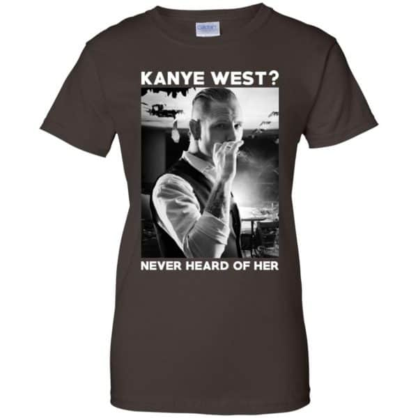A Day to Remember: Kanye West? Never Heard Of Her – A Day to Remember T-Shirts, Hoodie, Tank Apparel 12