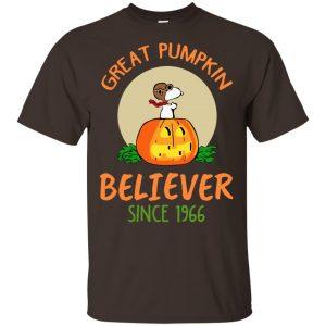 Great Pumpkin Believer Since 1966 T-Shirts, Hoodie, Tank Apparel 2