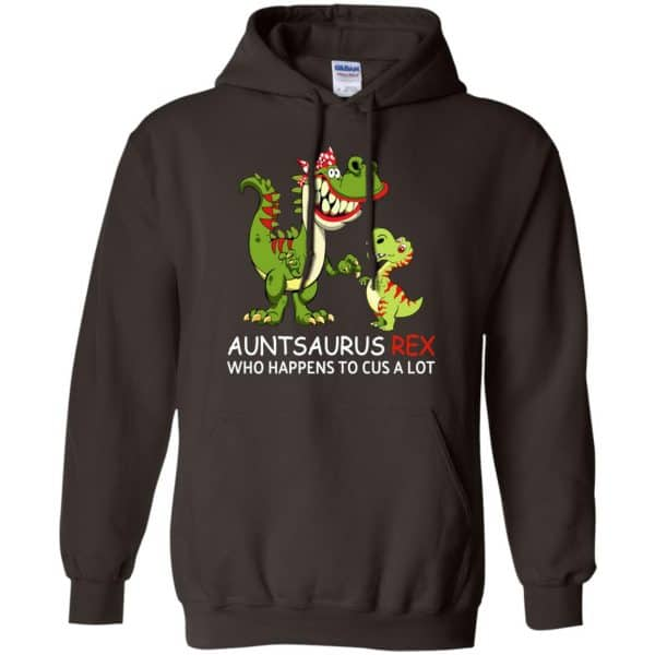 Auntsaurus Rex Who Happens To Cuss A Lot T-Shirts, Hoodie, Tank Apparel 9