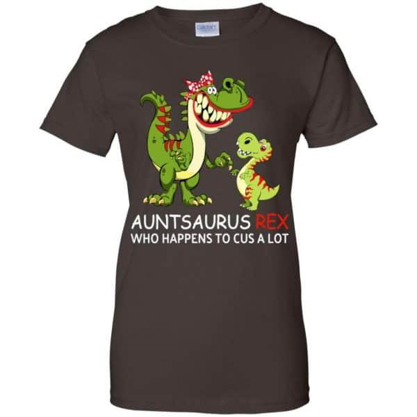 Auntsaurus Rex Who Happens To Cuss A Lot T-Shirts, Hoodie, Tank Apparel 12