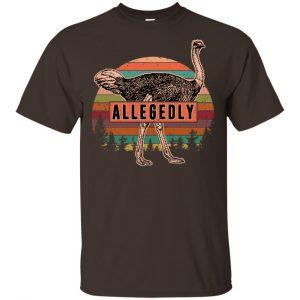 Letterkenny: Allegedly Ostrich Vintage T-Shirts, Hoodie, Tank Apparel 2