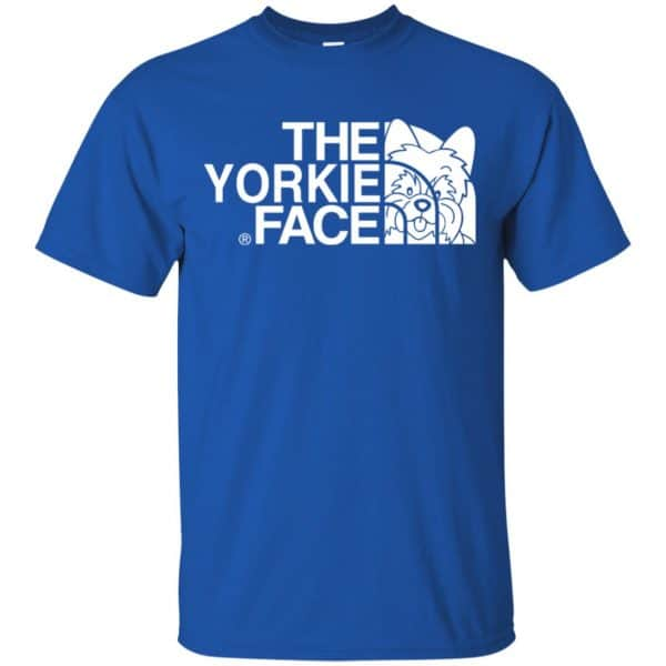 Yorkie T-Shirts, The Yorkie Face T-Shirts, Hoodie, Tank Apparel 5