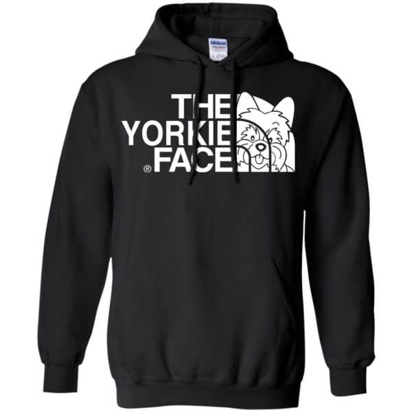 Yorkie T-Shirts, The Yorkie Face T-Shirts, Hoodie, Tank Apparel 7