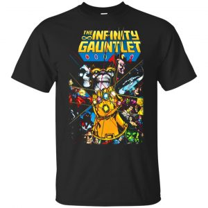 The Infinity Gauntlet T-Shirts, Hoodie, Tank Apparel