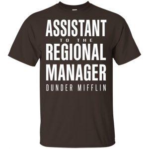 Dunder Mifflin: Assistant To The Regioal Manager Dunder Mifflin T-Shirts, Hoodie, Tank Apparel 2