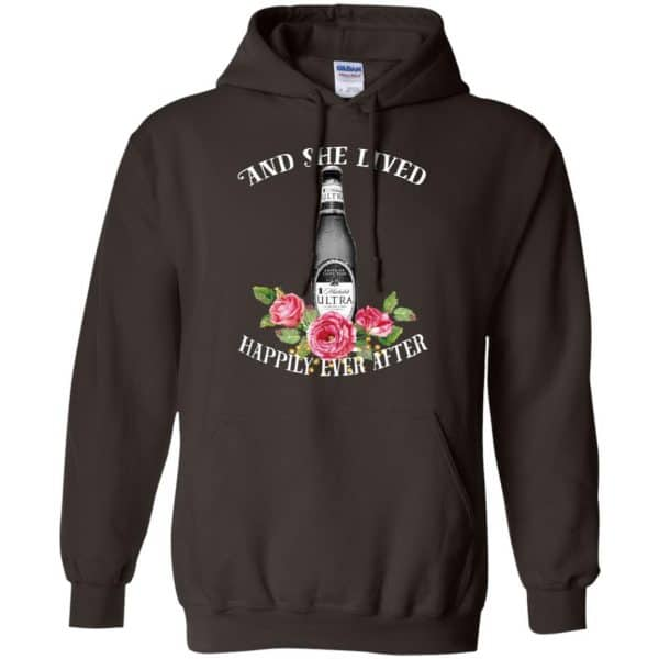 I Love Michelob Ultra – And She Lived Happily Ever After T-Shirts, Hoodie, Tank Apparel 9