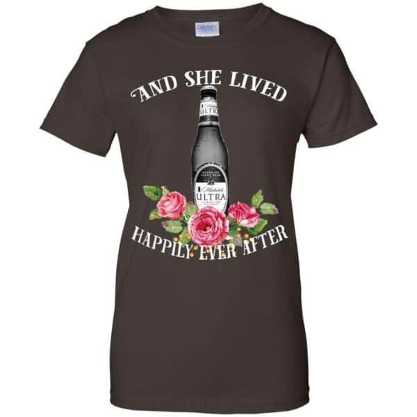 I Love Michelob Ultra – And She Lived Happily Ever After T-Shirts, Hoodie, Tank Apparel 12