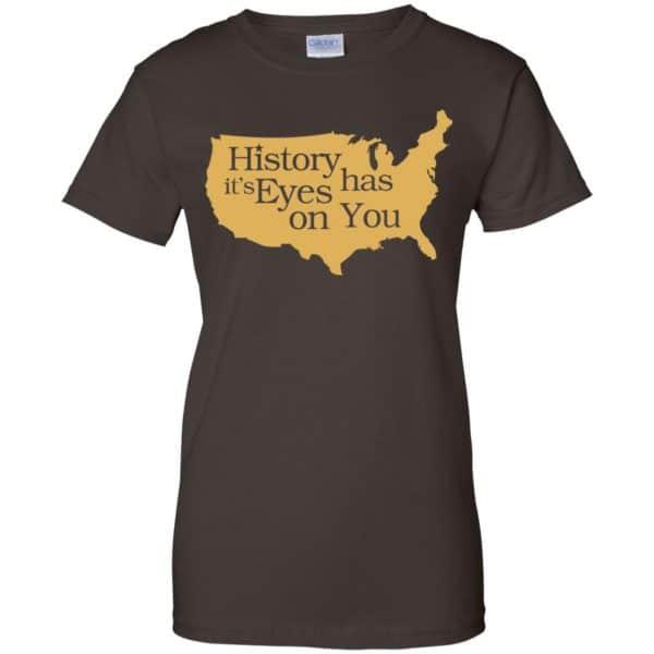 Hamilton: History Has Its Eyes On You Hamilton T-Shirts, Hoodie, Tank Apparel 12