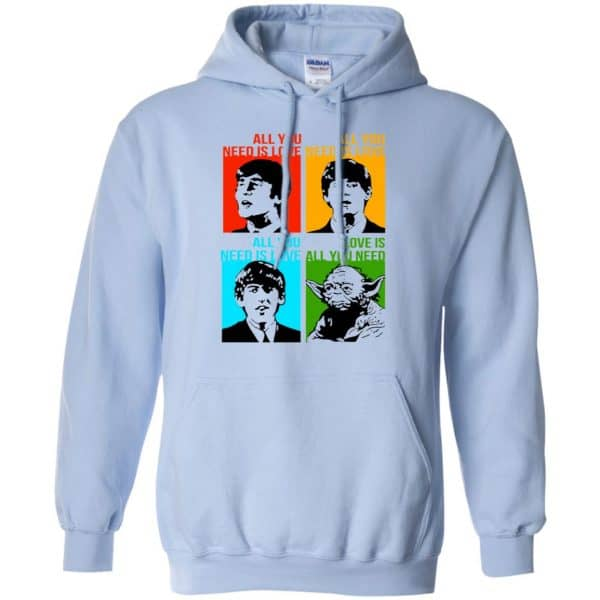 The Beatles: All You Need Is Love T-Shirts, Hoodie, Tank Apparel 11
