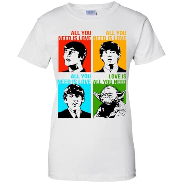 The Beatles: All You Need Is Love T-Shirts, Hoodie, Tank Apparel 13