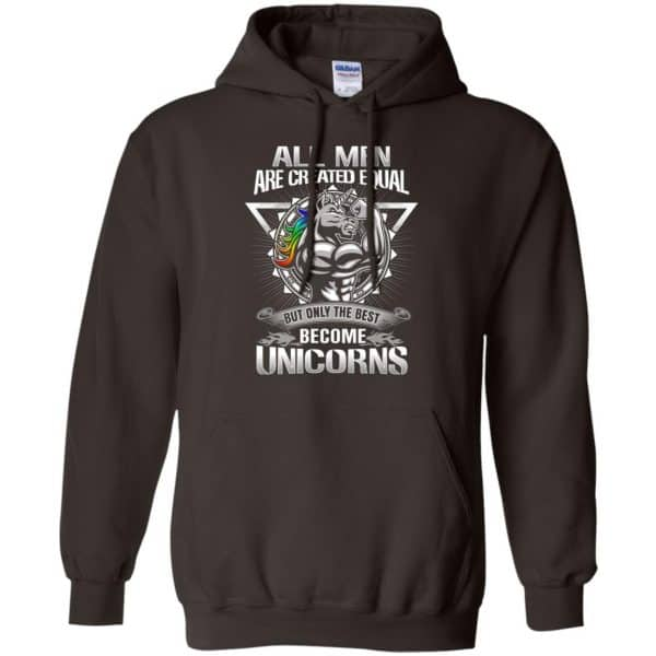 All Men Created Equal But Only The Best Become Unicorns T-Shirts, Hoodie, Tank Apparel 11