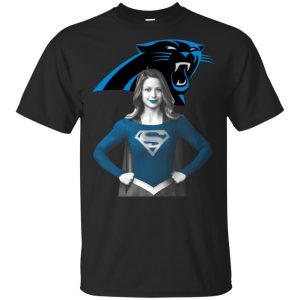 Super Girl Carolina Panthers T-Shirts, Hoodie, Tank Apparel