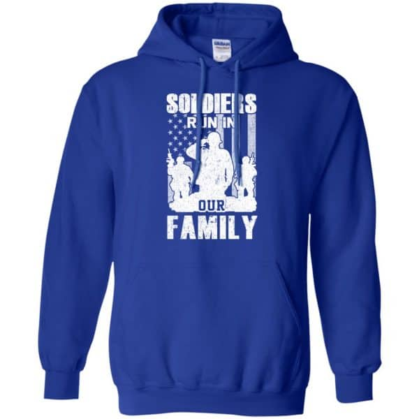 Veteran: Soldiers Run In Out Family Veteran Dad Son T-Shirts, Hoodie, Tank Apparel 10