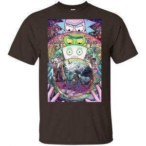 Rick And Morty Miniverse T-Shirts, Hoodie, Tank Apparel