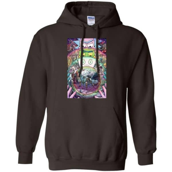Rick And Morty Miniverse T-Shirts, Hoodie, Tank Apparel