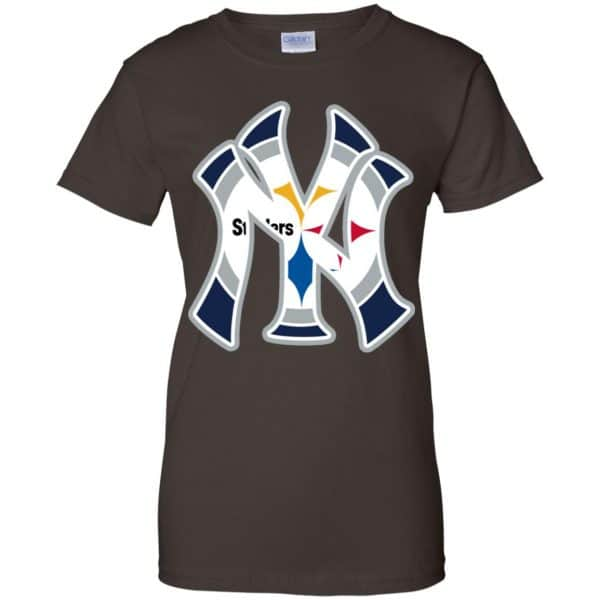 New York Yankees Pittsburgh Steelers T-Shirts, Hoodie, Tank Apparel 12