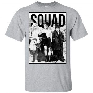 Hocus Pocus: Squad Goals Halloween Spooky Witch T-Shirts, Hoodie, Tank Apparel