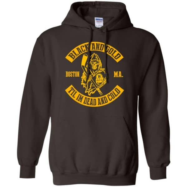 Boston Bruins: Black And Gold Til I'm Dead And Cold T-Shirts, Hoodie, Tank Apparel 9