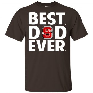 NC State Wolfpack Best Dad Ever T-Shirts, Hoodie, Tank Apparel