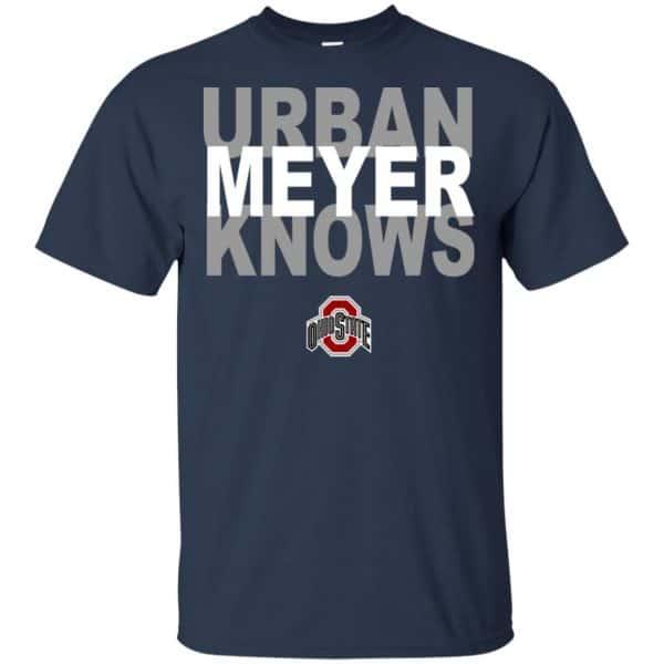 Ohio State Buckeyes: Urban Meyer Knows T-Shirts, Hoodie, Tank Apparel 6