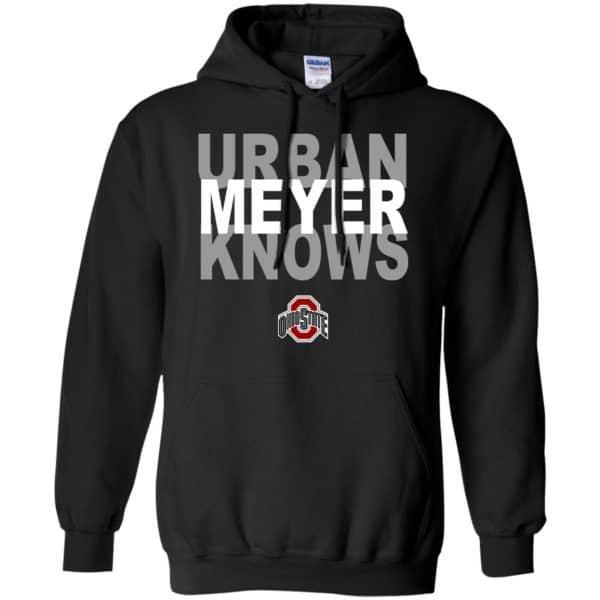 Ohio State Buckeyes: Urban Meyer Knows T-Shirts, Hoodie, Tank Apparel 7