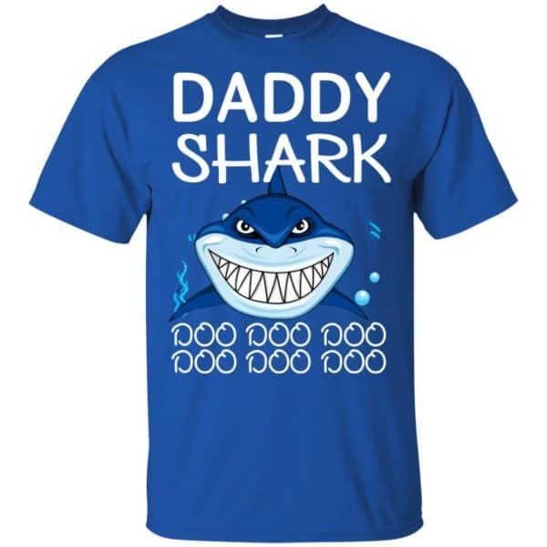 Daddy Shark Doo Doo Doo T-Shirts, Father's Day T-Shirts, Hoodie, Tank Apparel 5