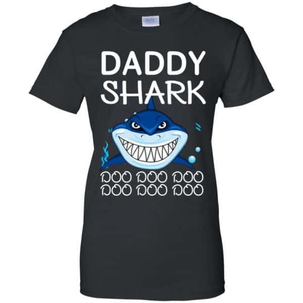 Daddy Shark Doo Doo Doo T-Shirts, Father's Day T-Shirts, Hoodie, Tank Apparel 11