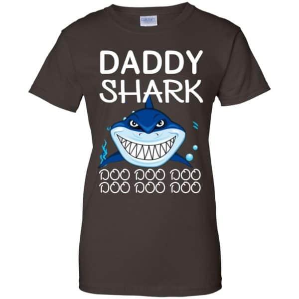Daddy Shark Doo Doo Doo T-Shirts, Father's Day T-Shirts, Hoodie, Tank Apparel 12