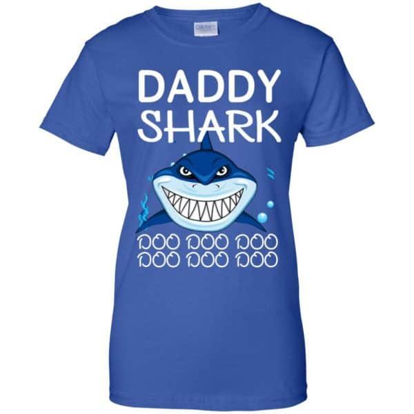 Daddy Shark Doo Doo Doo T-Shirts, Father's Day T-Shirts, Hoodie, Tank Apparel 14