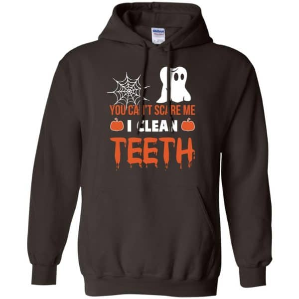 You Can't Scare Me I Clean Teeth Dentist Halloween T-Shirts, Hoodie, Tank Apparel 9