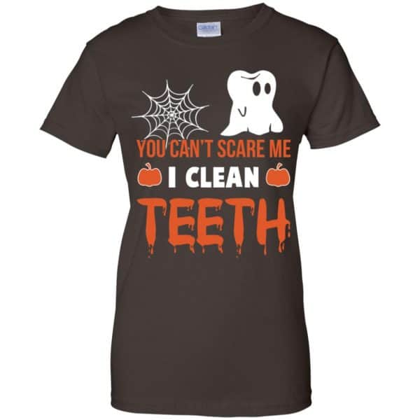 You Can't Scare Me I Clean Teeth Dentist Halloween T-Shirts, Hoodie, Tank Apparel 12
