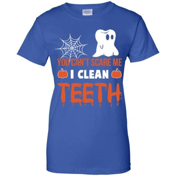 You Can't Scare Me I Clean Teeth Dentist Halloween T-Shirts, Hoodie, Tank Apparel 14