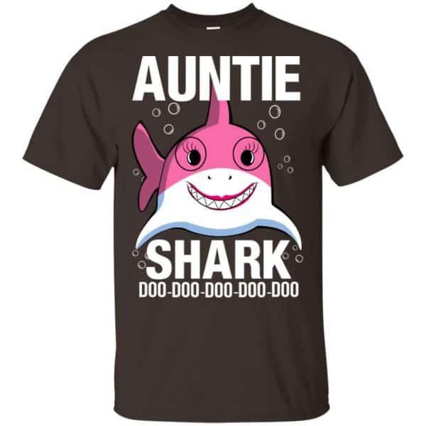 Auntie Shark Doo Doo Doo Doo Doo T-Shirts, Hoodie, Tank Apparel 4