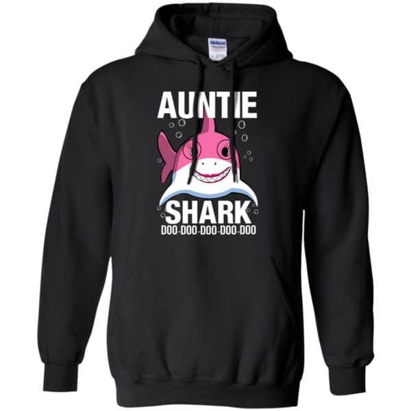 Auntie Shark Doo Doo Doo Doo Doo T-Shirts, Hoodie, Tank Apparel 7